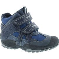 Geox Boys Savage Designer Waterproof Winter Boots