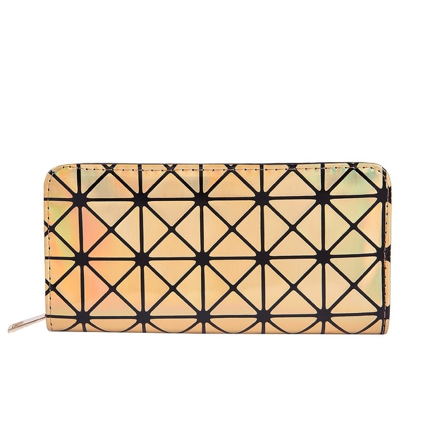 Criss-Cross Metallic Clutch
