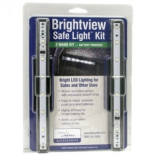 Liberty Safe 10981 Brightview Safe Light Kit with 2 Lights
