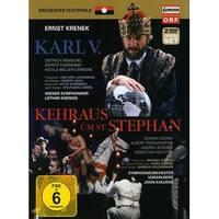 E. Krenek - Karl V. Kehraus Um st. Stepha [DVD]