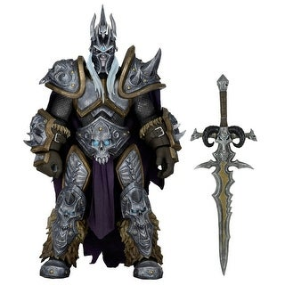 """Heroes of the Storm 7"""" Action Figure The Lich King Arthas - multi"""