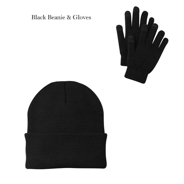 One Country United Beanie & Gloves Combo. Opens flyout.
