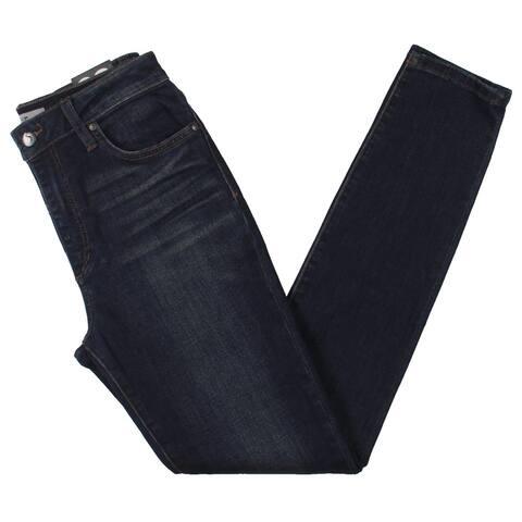 Joe's Womens Polk Skinny Jeans High-Rise Flawless - Blue