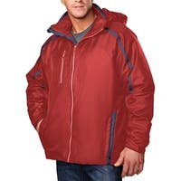 TriMountain BIG Men's 'Ridgeline' Parka