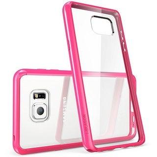 i-Blason Galaxy Note 5 Halo Series Clear Case - Pink