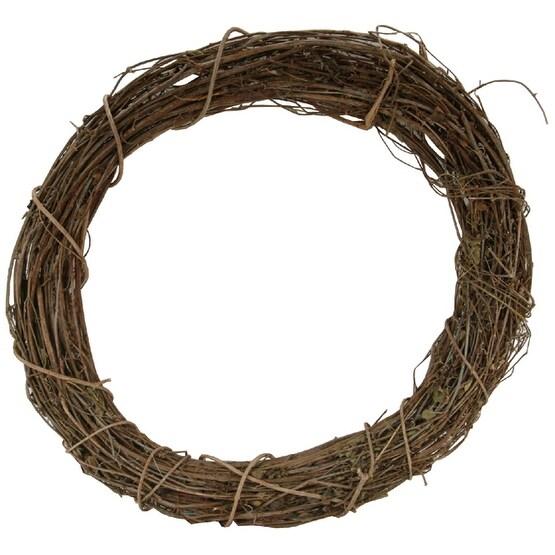 "Grapevine Wreath Bulk-8"""