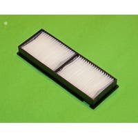 Epson Projector New Air Filter: EH-TW6100, EH-TW6100W