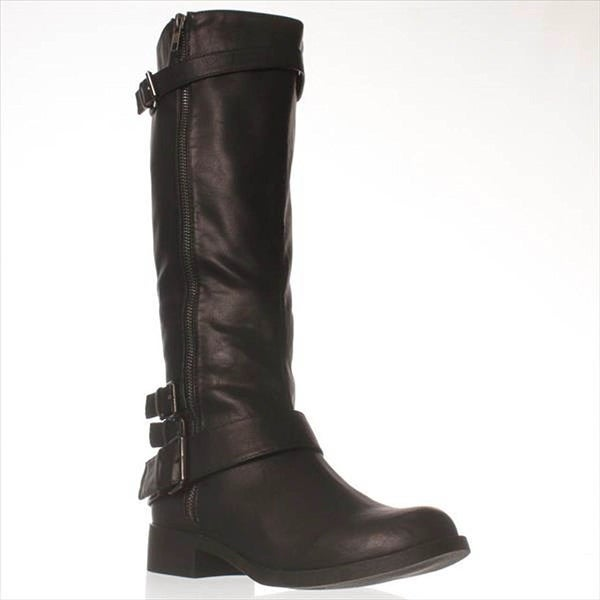 JFab Blayklea Riding Boots - Black