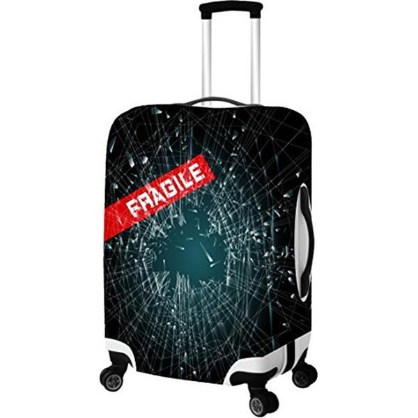 Picnic Gift 9011-SM Fragile-Primeware Luggage Cover - Small