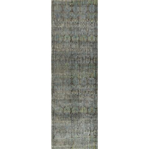 Alexander Home Genova Boho Abstract Rug