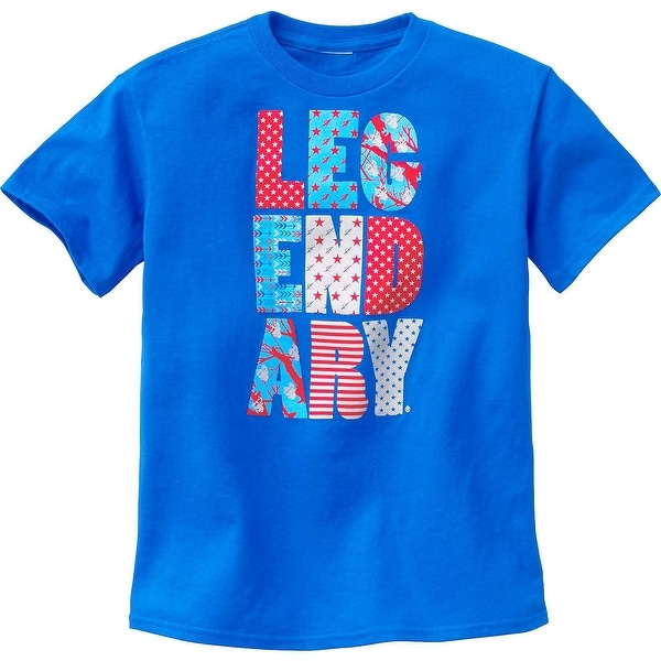 Legendary Whitetails Girls Freedom T-Shirt