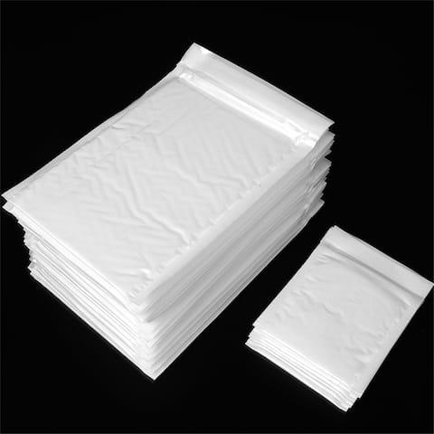"100PCS 6.5"" x 10"" Pearlite Membrane Bubble Mailer Padded Envelope Bag"