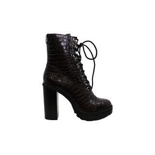 Link to Steve Madden Women's Shoes Lisalove Leather Closed Toe Ankle Fashion Boots Similar Items in Women's Shoes