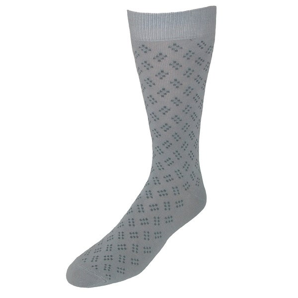 Umo Lorenzo Men's Premium Pattern Dress Socks