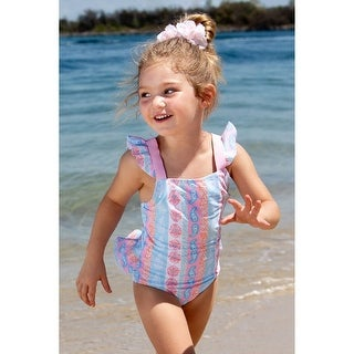 Link to Sun Emporium Arabella Print One-Piece Frill Swimsuit Baby Girls Similar Items in Girls' Clothing