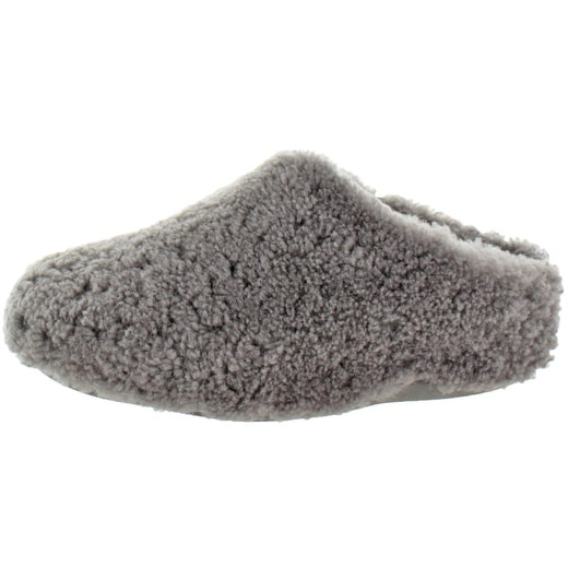 1bbf96332b4f40 Shop FitFlop Women s Casual House Shearling Fur Slippers - Free Shipping On  Orders Over  45 - Overstock - 17754830