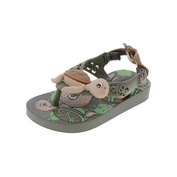 Ipanema Boys Slingback Sandals Waterproof Sea Creatures