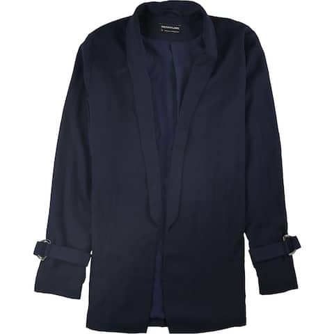 The Fifth Label Womens Fairway Blazer Jacket, Blue, X-Small