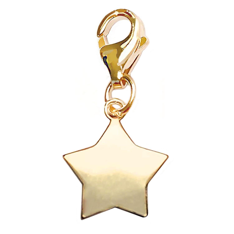 Julieta Jewelry Star Clip-On Charm - Thumbnail 0
