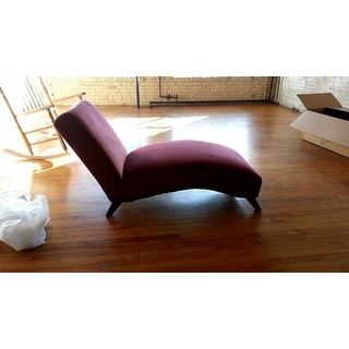 Bella chaise lounge berry 12084669 for Bella berry chaise