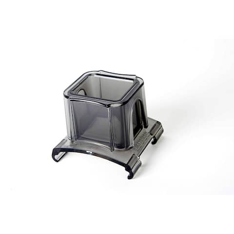 Microplane 45057 Gourmet Series Food Guard Slider Attachment, Clear