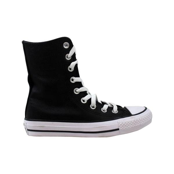 26fb89865d6 Shop Converse Chuck Taylor Hi Rise Xtra High Black/White 549704C ...