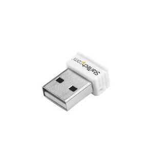 Startech - Usb150wn1x1w 802.11N Usb Wireless Lan Cardn150 Mbps Usb Wifi Dongle