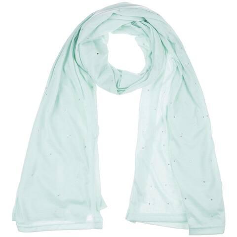 Women's hijab long scarves Jersey Rhinestone