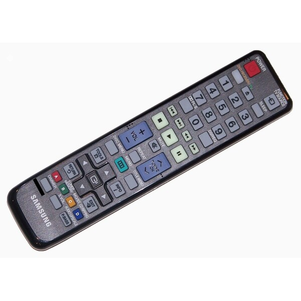OEM Samsung Remote Control: HTC455/XSS, HT-C455/XSS, HTC460, HT-C460, HTC460/XAZ, HT-C460/XAZ, HTC460/XEU, HT-C460/XEU
