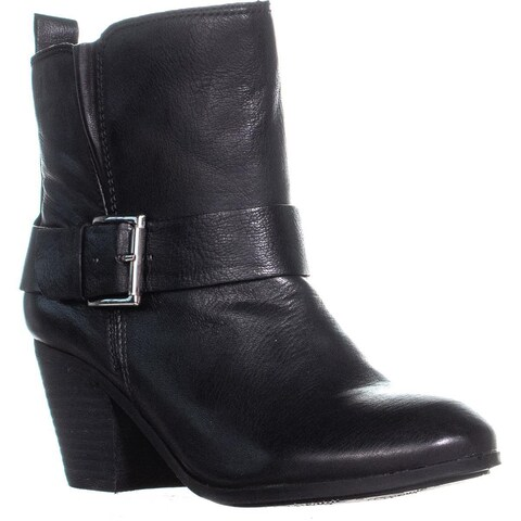 Fergie Footwear Country Too Ankle Boots, Black