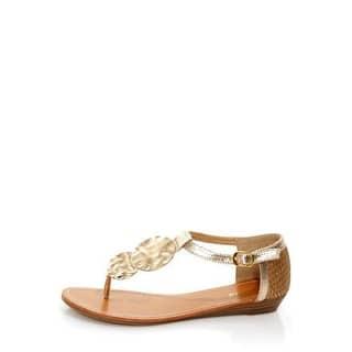 1d611a30abd90 Buy Bamboo Women s Sandals Online at Overstock