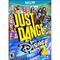 Just Dance Disney Party 2 Video Game: Wii U Standard Edition - multi