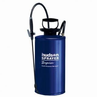 HudsonA 62062 BugwiserA Galvanized Steel Sprayer, 2-Gallon