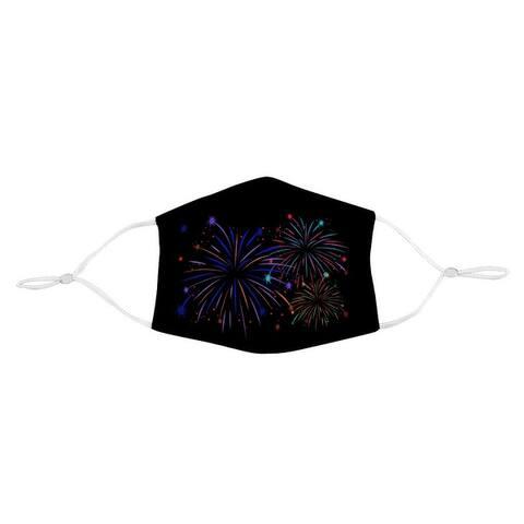 Fireworks Face Mask - M