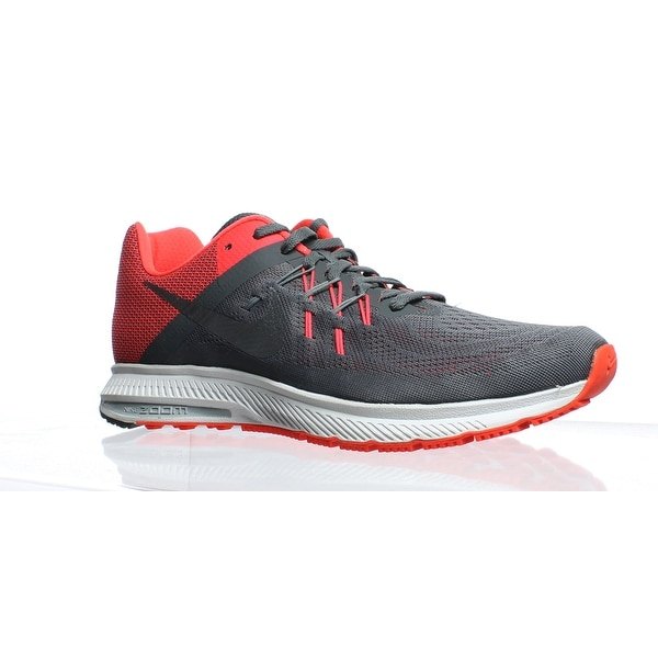 buy popular f354e 2c287 Nike Womens Zoom Winflo 2 Gray Running Shoes Size 11.5