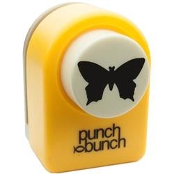 """Butterfly - Punch Bunch Medium Punch Approx. 1"""""""