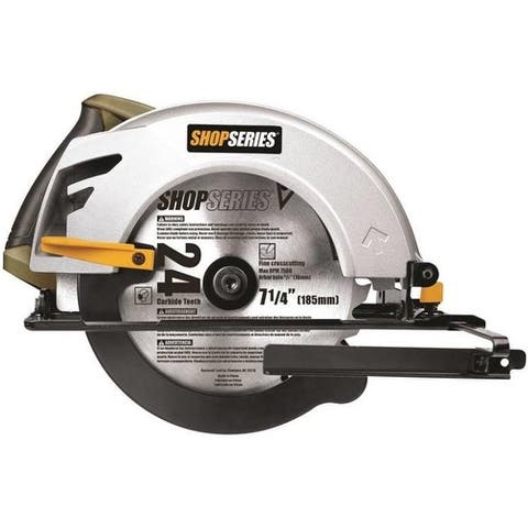 """Rockwell SS3401 ShopSeries Circular Saw, 7-1/4"""""""