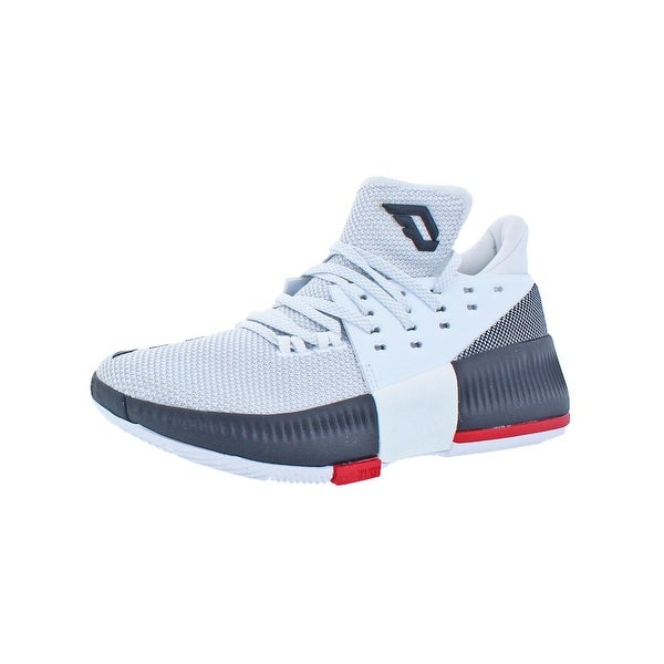 new style dbfa4 03a37 Adidas Boys D Lillard 3 J Basketball Shoes Big Kid Damian Lillard