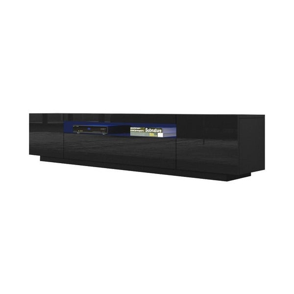 Miami 200 Modern 79-inch TV Stand. Opens flyout.