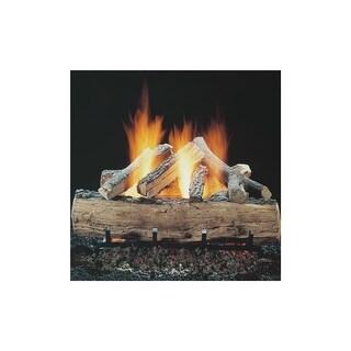 """Hargrove SSS2407AA 24"""" Seasoned Split Oak RGA 2-72 Approved Vented Gas Logs - Seasoned Split Oak - N/A"""