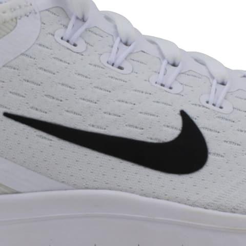 Nike Free Rn 2018 White/Black 942836-100 Men's