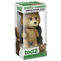 Ted 2 Funko Wacky Wobbler Bobble Head: Talking Ted (Rated R) - multi