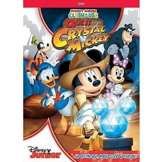 Mickey Mouse Clubhouse - Quest for the Crystal Mickey [DVD]