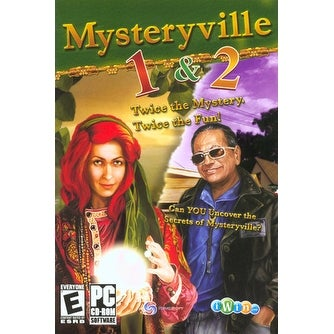 Mysteryville 1 & 2 - Special Edition Tin