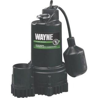 Wayne Home Equipment 1/3Hp Plastic Sump Pump WST33 Unit: EACH