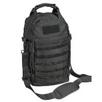 Snugpak Squadpak Over The Shoulder Bag - Black  96800