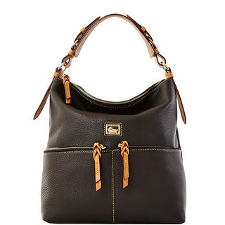 Dooney & Bourke Dillen Medium Zipper Pocket Sac (Introduced by Dooney & Bourke at $288 in Jul 2012) - Black