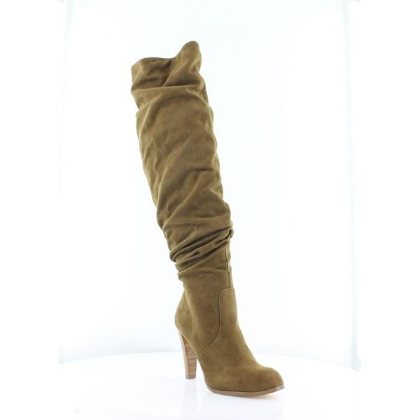 Carlos Santana Delia Women's Boots Brown - 6.5