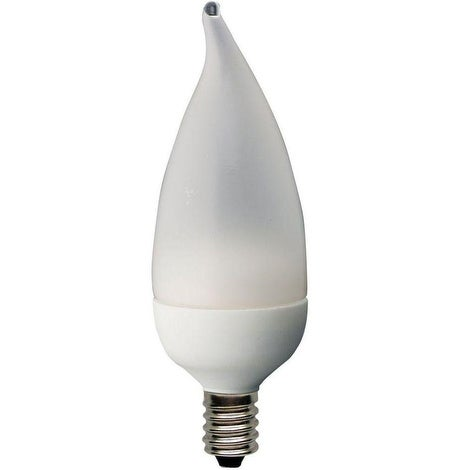 GE Lighting 22239 Decorative LED Candelabra Base Light Bulb, 4.5 Watt