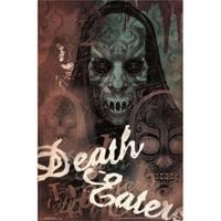 Harry Potter - Death Eater Masks Poster Print - 22 x 34 in.